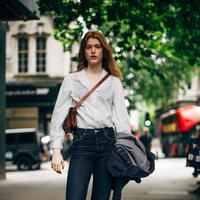 Street Style, London Fashion Week: Men, Image: Imaxtree