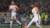 Manchester United siap bersaing dengan Paris Saint-Germain demi mendapatkan jasa gelandang Shakhtar Donetsk, Fred, pada bursa transfer musim panas 2018. (AFP/Andreas Solaro)