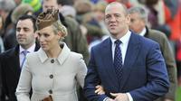 Zara Tindall dan suaminya, Mike Tindall (Reuters)