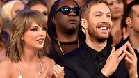 Taylor Swift dan Calvin Harris (foto: usmagazine.com)