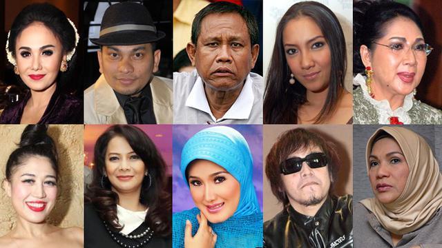 Lucunya 10 Nama Asli Artis Indonesia Showbiz Liputan6 Com