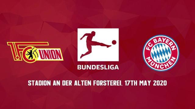 Berita video statistik head to head jelang laga Bundesliga, Union Berlin vs Bayern Munchen yang digelar pada Minggu (17/5/2020).