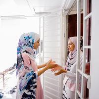 Ilustrasi maaf-maafan (Foto: iStock)