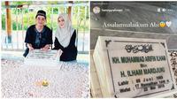 Potret Alvin Faiz dan Henny Rahman Usai Menikah. (Sumber: Instagram.com/alvin_411 dan Instagram.com/hennyyrahman)