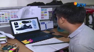Wakil Gubernur DKI Jakarta mengeluarkan sayembara pembuatan sepatu pantofel yang nyaman untuk dikenakan sehari hari.