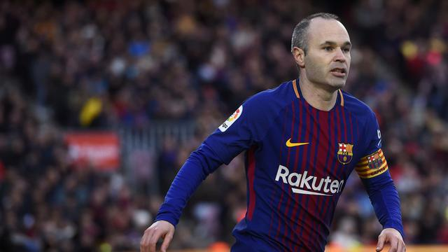 22 Kata Kata Motivasi Andres Iniesta Kapten Barcelona Sebelum Lionel Messi Ragam Bola Com