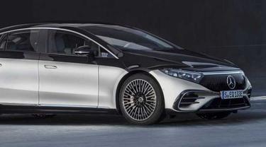 Sedan mewah Mercedes-Benz resmi diluncurkan