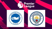 Premier League - Brighton Vs Manchester City (Bola.com/Adreanus Titus)