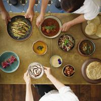 Inspirasi Menu Buka Puasa dari Serial Kuliner Netflix. Sumber foto: PR.
