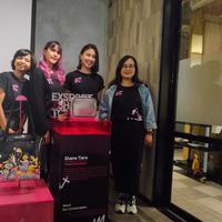 Koleksi tas Export hadirkan kolaborasi baru dengan pesan positf.