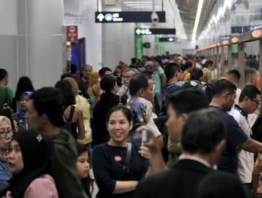 Menjajal MRT