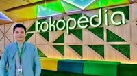 Engineering Manager Tokopedia, Gilang Kusuma Jati. Dok: Tokopedia