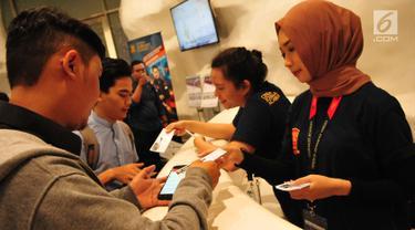 Antusias Peserta di Hari Pertama Pendaftaran Citizen Journalist Academy