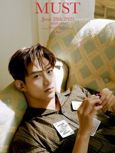 Taecyeon 2PM. (JYP Entertainment via Soompi)