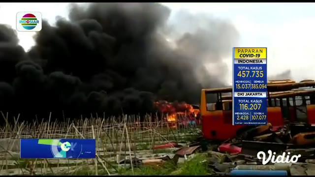 Fokus Pagi ini mengangkat berita-berita sebagai berikut, Rumah Kos Terbakar, 1 Bocah Tewas, Banjir Lahar Dingin Gunung Semeru, Rumah Longsor Ke Sungai, Hiu Paus Terdampar Di Taman Bakau.