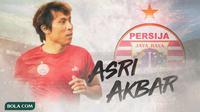Persija Jakarta - Asri Akbar (Bola.com/Adreanus Titus)