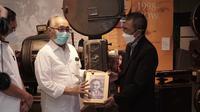 Hari Film Nasional, Harta Peninggalan H. Usmar Ismail Dihibahkan pada Museum Penerangan. foto: dok. Museum Penerangan