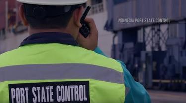 Pelayanan pelabuhan di Indonesia masuk ke dalam kriteria White List dalam Tokyo MoU