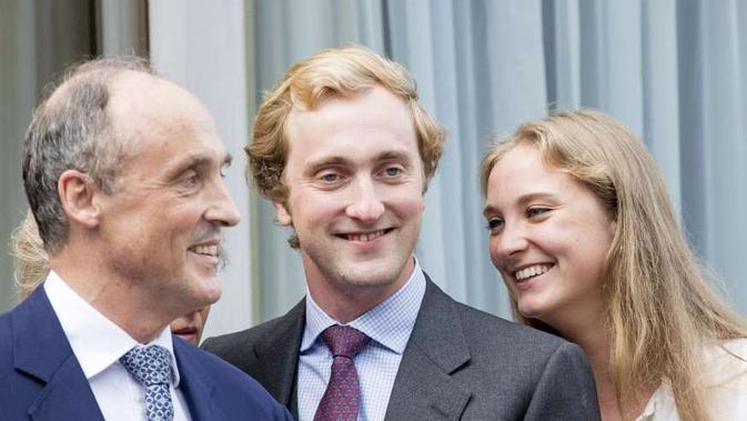 Pangeran Belgia, Joachim dilaporkan positif mengalami Corona COVID-19 usai menghadiri suatu pesta di selatan Kota Córdoba, Spanyol. (Photo credit: AP/AFP/Getty Images)