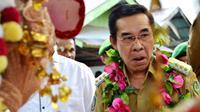Bupati Rejang Lebong Bengkulu Ahmad Hijazi berupaya membalikkan kondisi eawan kriminal yang melekat pada daerahnya menjadi lebih baik (Liputan6.com/Yuliardi Hardjo)