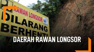 Waspada, Daerah Rawan Longsor di Jalur Mudik