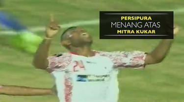 Berita video highlights Persipura Jayapura yang menang 1-0 atas Mitra Kukar dalam lanjutan Grup 1 Piala Presiden 2017, Rabu (15/2/2017).