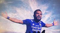 Persib Bandung - Zulham Zamrun (Bola.com/Adreanus Titus)