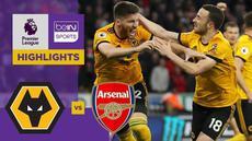 Berita video highlights Premier League antara Wolverhampton menghadapi Arsenal yang berakhir dengan skor 3-1, Kamis (25/4/2019) dinihari WIB.