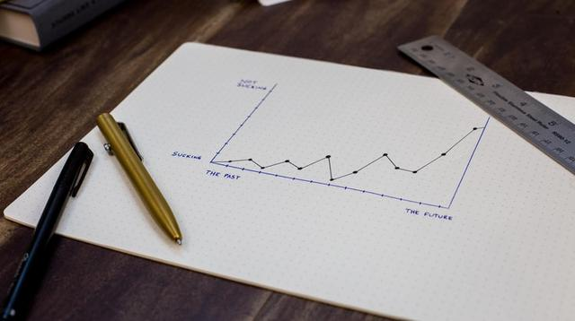Ilustrasi Laporan Keuangan.Unsplash/Isaac Smith