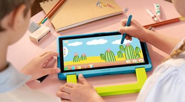 Kaya Fitur Terkini, Ini 7 Alasan Huawei MatePad T10 Kids Edition Pilihan Terbaik untuk Si Kecil
