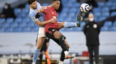 Anthony Martial - Manchester United (MU) - Liga Inggris