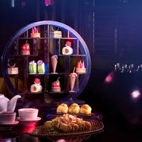 Afternoon tea. (Foto: Dok. Hakkasan)