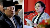 Susilo Bambang Yudhoyono dan Megawati
