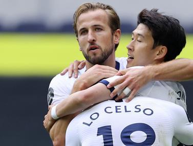 Tottenham Hotspur, Leicester City, Premier League