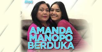 Amanda Manopo Berduka
