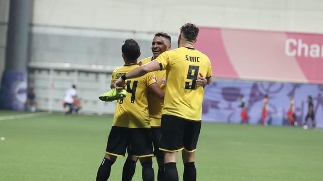 Harga Tiket Newcastle Jets Vs Persija Jakarta Di Babak