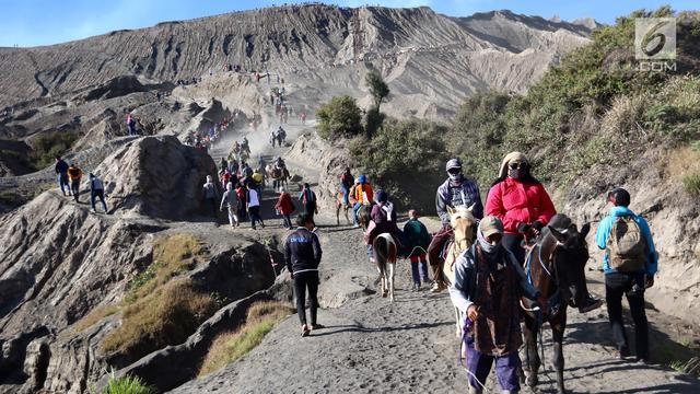 Wisata Gunung Bromo Akan Tutup Total Saat Hari Raya Nyepi