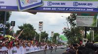 Tour d'Indonesia 2019 (Liputan6.com/ Adyaksa Vidi)