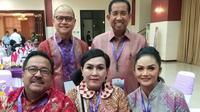 Rano Karno kembali terpilih menjadi anggota DPR RI (dok.Instagram @si.rano/https://www.instagram.com/p/B2ksIjJB8lA/Henry)