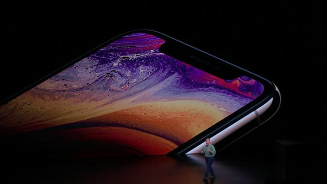 Peluncuran iPhone XS di Apple Event, California. Liputan6.com/Jeko I.R.