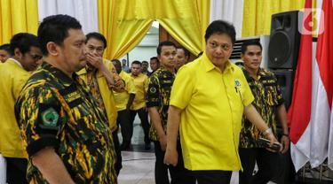 DPP Partai Golkar Gelar Rapat Pleno Bahas Munas
