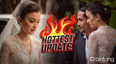 HL Hottest Update Kimberly Rider (Fotografer: Adrian Putra/Bintang.com)