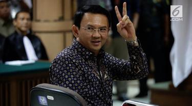 Mantan Gubernur DKI Jakarta, Basuki Tjahatja Purnama mendapat kesempatan untuk mengajukan bebas bersyarat Agustus mendatang.