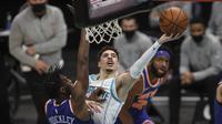 LaMelo Ball (no 2) Bantu Hornets Raih 4 Kemenangan Beruntun di NBA (AP)