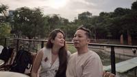Ringgo Agus Rahman dan Sabai Dieter Anniversary Pernikahan ke-6. (Instagram/@ringgoagus)