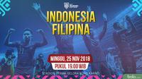 Piala AFF 2018 Indonesia Vs Filipina_2 (Bola.com/Adreanus Titus)