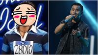 6 Foto Lawas Penyanyi Top Tanah Air Saat Ikuti Audisi Indonesian Idol, Bikin Pangling (sumber: KapanLagi.com)