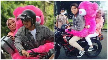 Main Miniseri Bareng, Ini 6 Potret Keseruan Lesty Kejora dan Rizky Billar saat Syuting