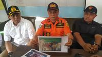 Tim Gabungan Basarnas Jawa Barat memastikan 13 kru kapal KM Bunga Bahari 2 dalam kondisi selamat. Foto (Dok Basarnas Jabar)