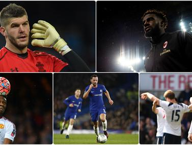 5 Pesepakbola Premier League ini Berada di Persimpangan Jalan